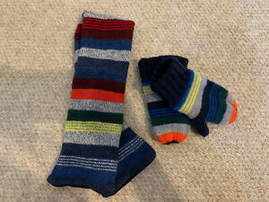 Boys Baby GAP Gloves and Scarf, S/M & One Size