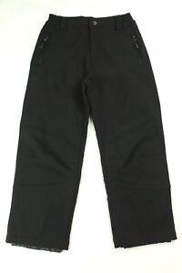 Magellan Boy's Sports Soft-shell Black Ski Pant Size M(8/10)