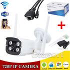 Home Outdoor Wireless Wifi Camera HD 720P Network CCTV IP IR P2P Night Vision IR