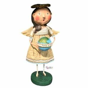 Angel of Peace Figurine by Lori Mitchell