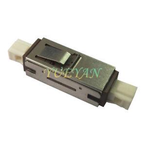 Optical Fiber Connector MU Singlemode Simplex Multimode Adapter Flange Coupling