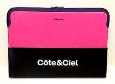 "Cote & Ciel High Quality Pink Apple Macbook Pro Laptop Case Cover 15"" RRP £45.95"