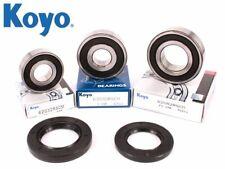 Kawasaki ZX 550 GPZ 550 1984 - 1986 Genuine Koyo Rear Wheel Bearing & Seal Kit