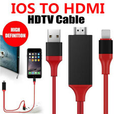 IOS To HDMI Cable Charger 1080P Display AV Adapter Connector For Macbook iPad TV