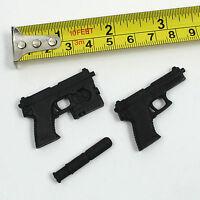 B65-06 1/6 Scale Pistol Set HOT TOYS CITY DID