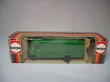 Herpa 4080,MB 508 D Kastenwagen,grün,unbespielt in OVP,K1