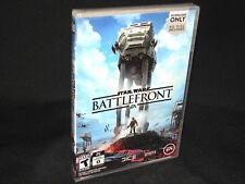 Star Wars: Battlefront - Standard Edition - PC ***BRAND NEW SEALED***