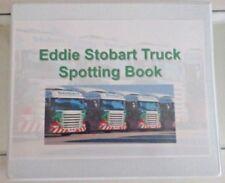 Eddie Stobart Truck Spotters Name Fleet Folder Book List July 18 & 2 Free Gifts