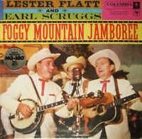 Earl Scruggs - Foggy Mountain Jamboree [New Vinyl LP] 180 Gram, Rmst,