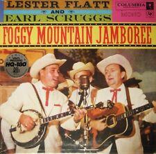 Earl Scruggs, Flatt - Foggy Mountain Jamboree [New Vinyl] 180 Gram, Rms