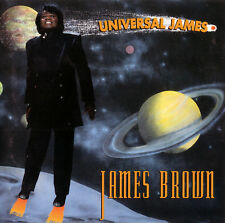 James Brown CD Universal James - Europe (M/EX+)