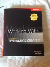 working with microsoft dynamics crm 3.0
