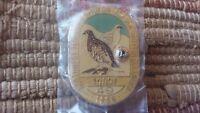 Northwest Territories Yukon Alaska Lions Club 1986 pin badge