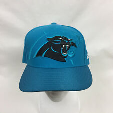 NWOT CAROLINA PANTHERS New Era 59Fifty 7 3/8 Fitted Blue Hat Cap NFL Box Ship