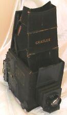 Vintage R.B. GRAFLEX SERIES B 3¼ x 4¼ + No.32 Kodak Anastigmat F4.5 6 3/8IN.lens