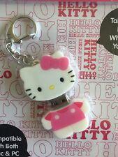 Hello Kitty 8GB USB Flash Drive - Compatible w/ Mac & PC