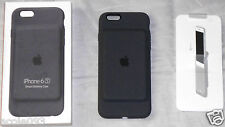 Apple MGQL2LL/A iPhone 6 6s Smart Battery Case Charcoal Gray OPEN BOX