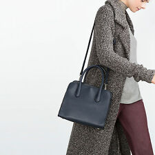 ZARA City Bag With Handle Handbag