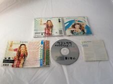 MADONNA *93:99 THE VIDEO COLLECTION* RARE 1999 TAIWAN VIDEO CD + INSERT + OBI!!