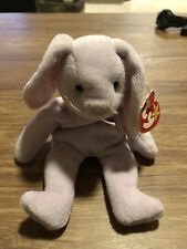 Ty Floppity Beanie Baby Rare Retired Limited Edition with Errors PVC 1996