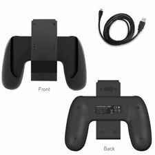 Grip Handle Charging Dock Station Charger Chargeable Stand Holder for Nintend…