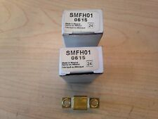 SET OF 3 NEW SIEMENS SMFH01 OVERLOAD HEATERS - NEW OLD STOCK