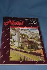 HEKI Katalogue 2003