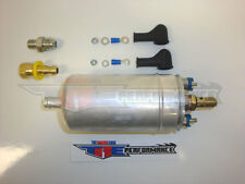 255LPH External Universal Inline High Pressure Fuel Pump Hi-Flow TRE-200-U3/8