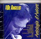 EDOARDO DE ANGELIS CD ANTOLOGIA D'AUTORE Lucio Dalla Turci Branduardi 97 SEALED