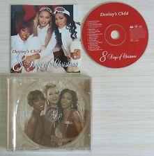 CD ALBUM 8 DAYS OF CHRISTMAS - DESTINY'S CHILD 13 TITRES