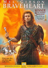 New listing Braveheart - Mel Gibson- New Dvd