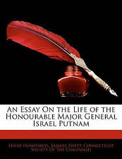 NEW An Essay On the Life of the Honourable Major General Israel Putnam