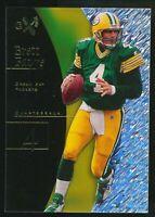 1998 Skybox EX-2001 Brett Favre Clear Card Green Bay Packers HOF QB #4