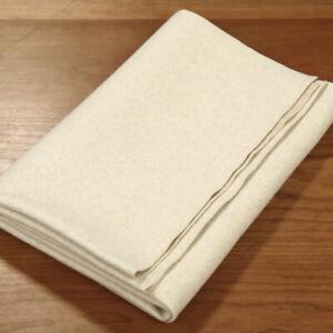 50x70cm Faux Wool Felt Desk Table Top Mat Fabric Border Hemming Handwriting