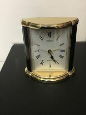Alarm Vintage Seiko Quartz Alarm Desk Clock - Qej227