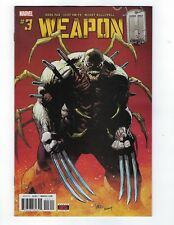 Weapon H # 3 Cover A Marvel NM