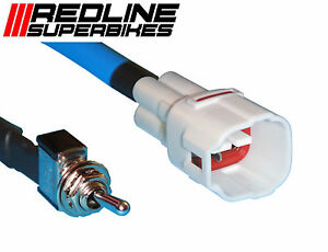 Dealer Mode Switch/Tool For Suzuki 4 Pin Connections Pre-2003 Models