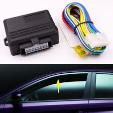 Universal Door Car Auto Power Window Roll Up Closer Power Module Kit 12V 4