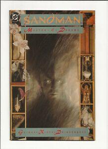 The Sandman Master of Dreams Comic #1 (1989) Neil Gaiman