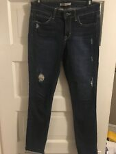 rich and skinny jeans distressed skinny size 27