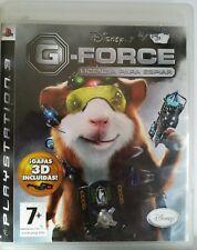 G-Force. Licencia Para Espiar. Ps3. Fisico. Pal Es