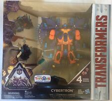 """Transformers The Last Knight TOYS R US Exclusive MISSION TO CYBERTRON TRU 14"""""""