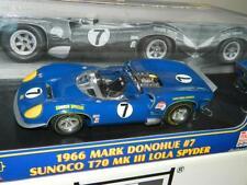GMP Lola 1966 T70 Chevy Spyder #7 Mark Donohue #12007, 1:18 Scale ,RARE NIB, CIA