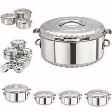 SQ professionnel en acier inoxydable Jumbo Cuisine Hot Pot toutes tailles et Set disponible
