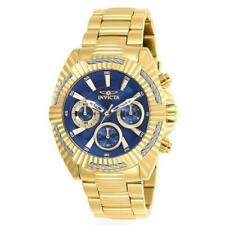 Invicta Bolt Speedway 27187 Women's Cable Bezel Gold Tone Chronograph Watch
