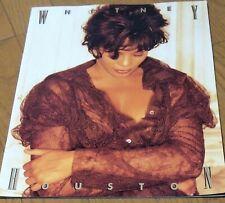 Whitney Houston 1993 Japan Tour Book Rare