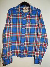 Hollister Men's Plaid Casual Shirts & Tops