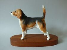 More details for large beswick farm countryside sport hunt hunting foxhound fox hound beagle dog