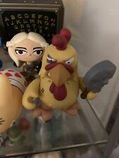 Kidrobot X Family Guy Angry Chicken Figure