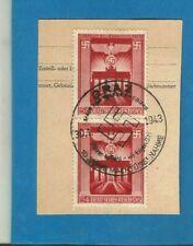 German Third Reich Stamp --    - Postmarked  1943